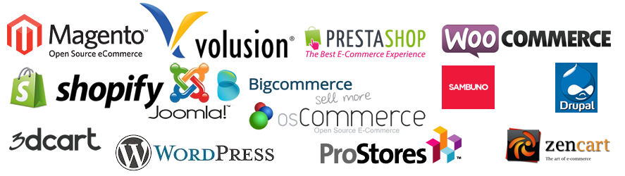 Comparison Of eCommerce Platform vs. Professional and Open Source eCommerce Solutions