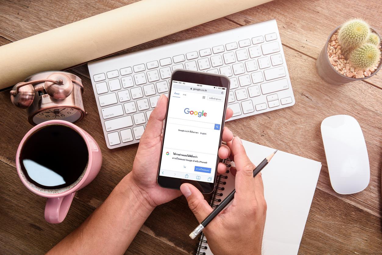 SEO Google rankings keywords