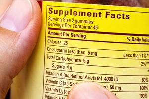 supplement marketing