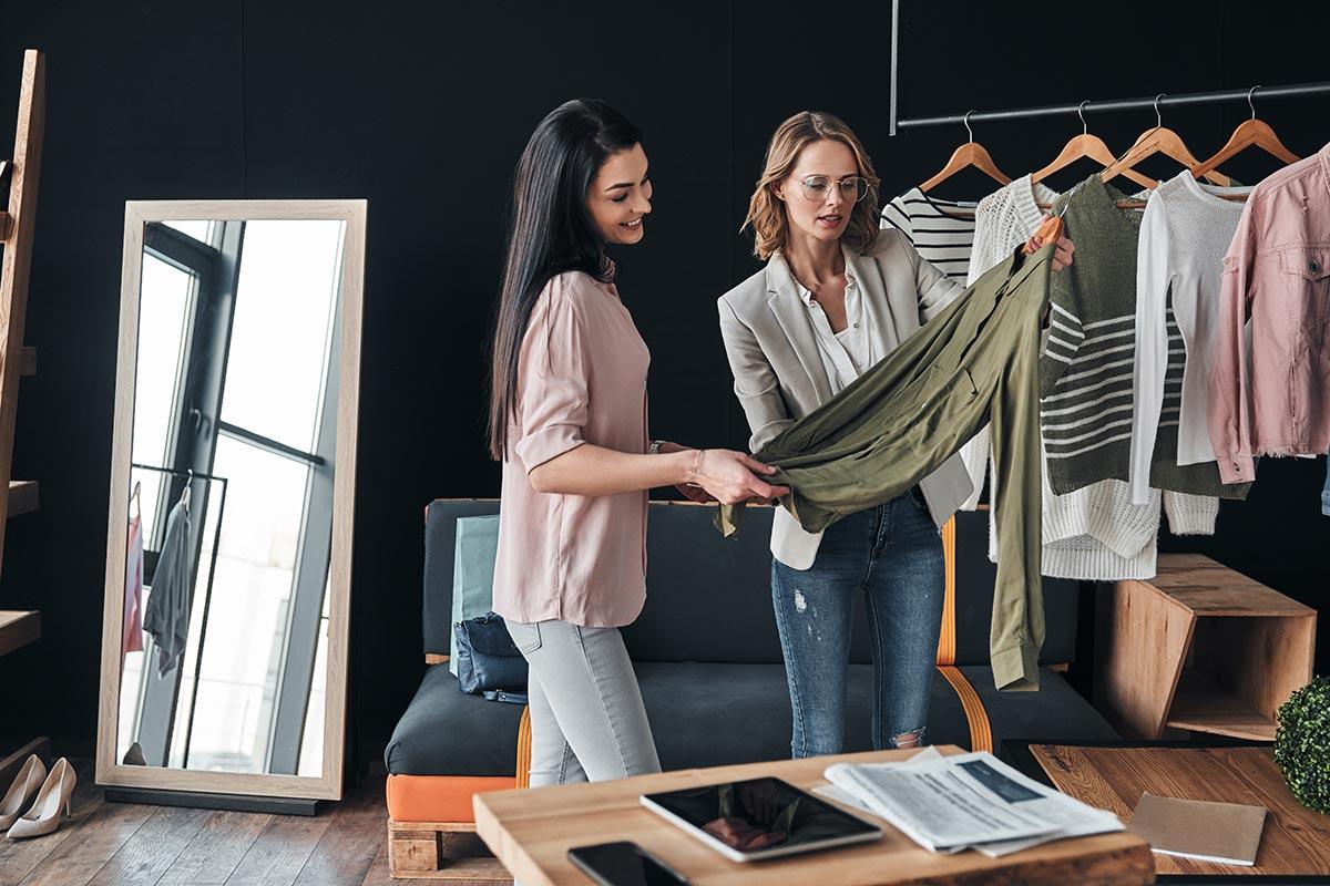 designer clothing marketing